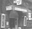 The cinema's entrance pre 1937 - Then named Headingley Picturehouse.